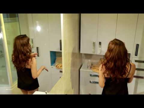 Видео Душевые кабины тритон морской