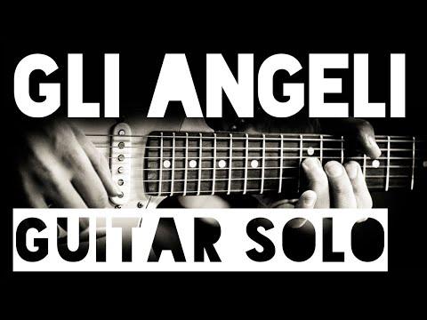 Claudio Tristano - Gli angeli Vasco rossi - Michael Landau guitar solo