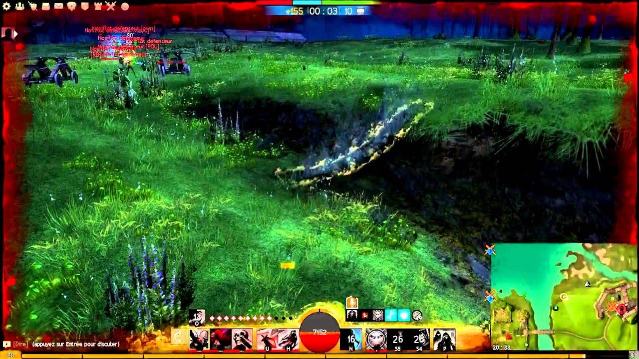 Build Voleur Guild Wars  Pvp
