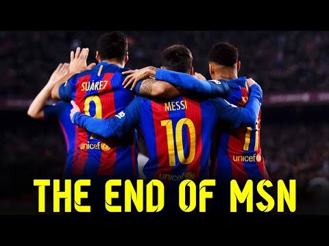 MSN - All 364 Goals ● The End of an Era ● 2014-2017 | HD