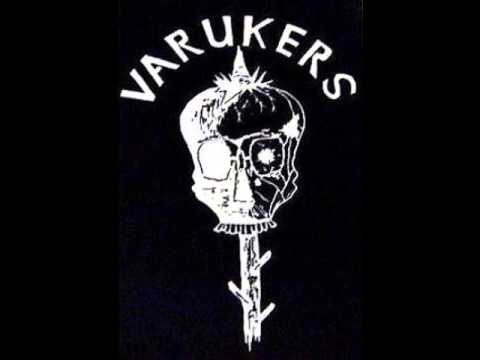 The Varukers Who The Fuck