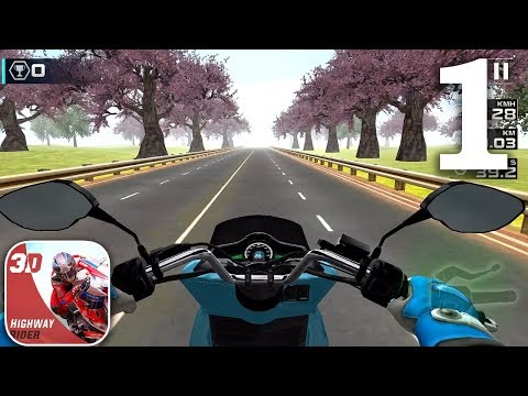 Moto Fever 3D Gameplay Walkthrough (Android, IOS) - Part 1