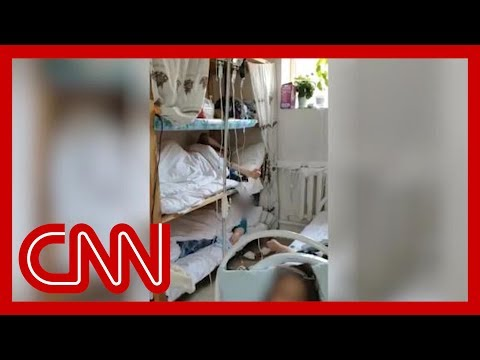 Images Emerge From Inside Russian Hospital