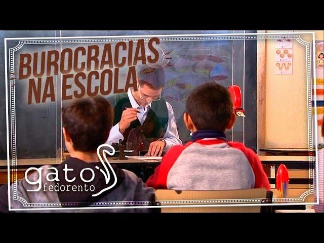Gato Fedorento - Burocracias na Escola