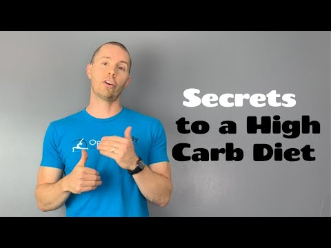 A Higher Carb Diet Burns More Fat