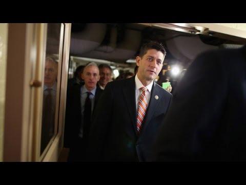 Paul Ryan willing to be U.S. House speaker
