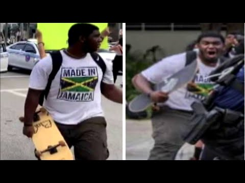 Boy-17-faces-charge-after-video-shows-him-hit-officer-with-skate-board