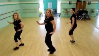 Zumba Dance Tutorial:  Que Nadie Sepa Mi Sufrir - La Sonora Dinamita