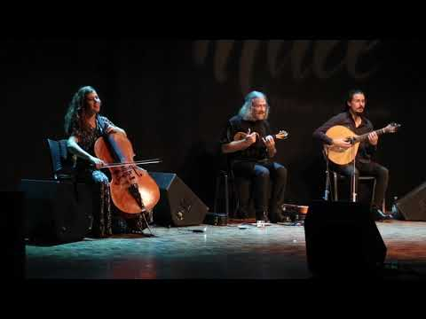 Actuación de Julio Pereira no festival Cantos na Maré