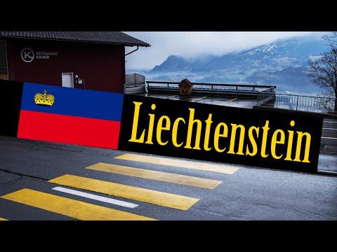 Мечта поэта – Лихтенштейн 🇱🇮