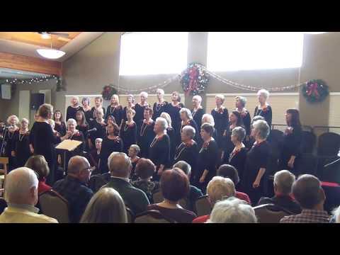 Lake Wildwood Women's Chorus 2017 Holiday Concert
