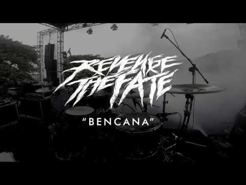 REVENGE THE FATE - BENCANA ( DRUM CAM )