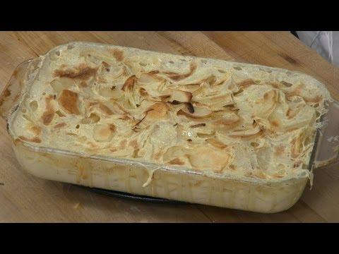 How to Make Easy Scalloped Potatoes