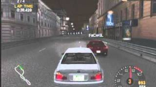 PGR 2 - XBOX LIVE - BMW M3~skipping early morning rush hour