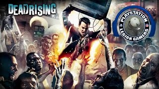Dead Rising PS4 HD Gameplay