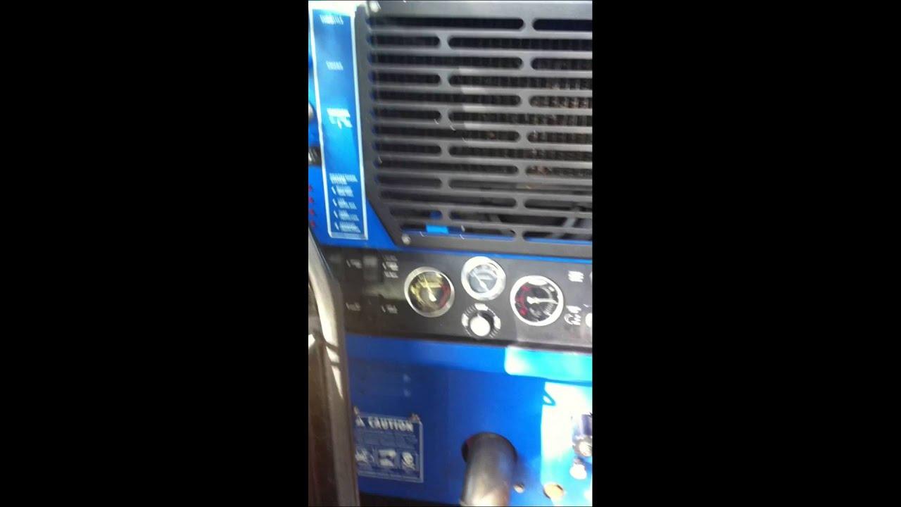 Hi Tech Steamer First Truck Mount System Hydramaster