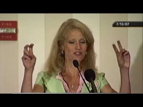 Kellyanne Conway speech on future of Republican Party at College Republican National Committee 2007