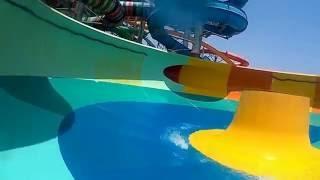 JAz Aquaviva bowl slide!