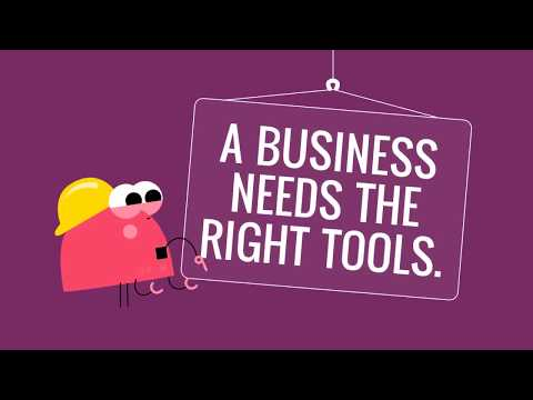 A Business Needs The Right Tools