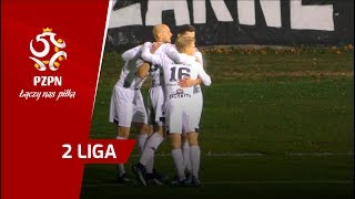 2 Liga: Magazyn skrótów (17. kolejka)