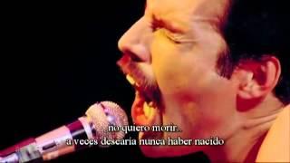 Queen Bohemian Rhapsody Subtitulada Rock Montreal
