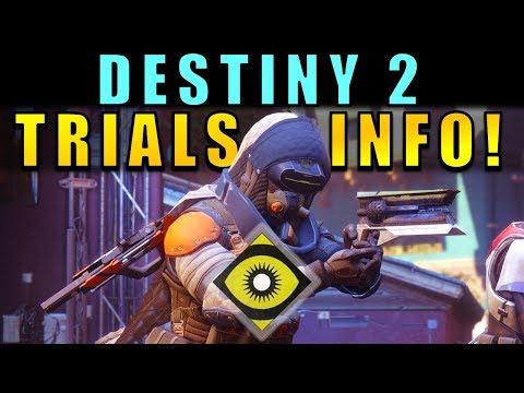 Destiny 2: TRIALS OF OSIRIS INFO! Launch Window, Changes & More!