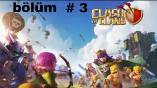 Deli savaş ( clash of clans bölüm #3 )