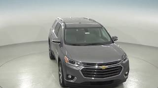 182200 - New, 2018, Chevrolet Traverse, LT, Leather, AWD, SUV, Test Drive, Review, For Sale -