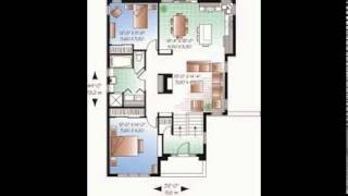 Modern Home Design Floor Plans
