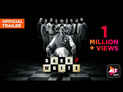 Dark 7 White | Official Trailer | Starring Sumeet Vyas, Nidhi Singh, Jatin Sarna | ALTBalaji