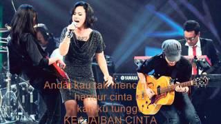 Keajaiban Cinta (demo) - Asmidar Ahmad Juara Vokal Bukan Sekadar Rupa.wmv