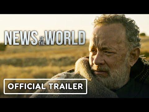 News of the World - Official Trailer (2020) Tom Hanks