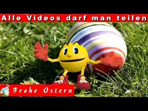 🍀🌷 Osterhase, Ostereier, Osterzeit, Ostern zum Osterfest, Feiertage. Eier suchen 🍀🌷YouTube Video