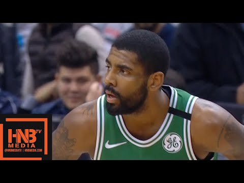Boston Celtics vs Washington Wizards 1st Half Highlights / Feb 8 / 2017-18 NBA Season