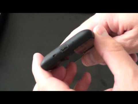 HTC Aria Unboxing