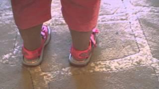 видео детская обувь primigi