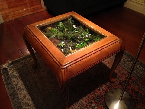 The Perfectly Unique Terrarium Coffee Table For More Than Ordinary Coffee  Table In Your Home - The Perfectly Unique Terrarium Coffee Table For More Than Ordinary