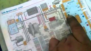 Нет зарядки ВАЗ 2105