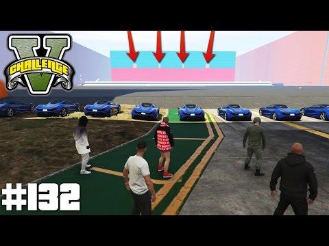 FLYING CARS CHALLENGE - UNBEDINGT SELBER SPIELEN! (+DOWNLOAD)! | GTA 5 CHALLENGES