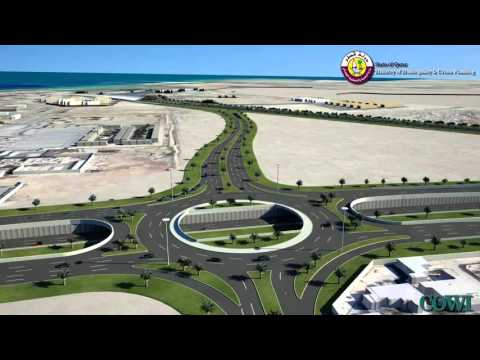 Doha West bay tunnel project (2009)