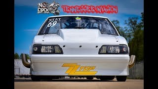 "NO CLOCK SMALL BLOCK ""TENNESSEE INVASION"" SHOOTOUT COVERAGE"