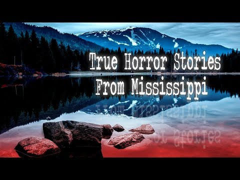 4 True Horror Stories From Mississippi [Feat. Darkness Prevails]
