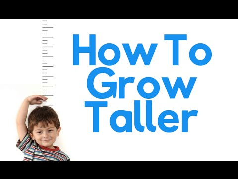 Tips On How To Grow Taller Fast Naturally