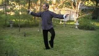64 Movement Yang Style Tai Chi Long Sword (Part I)