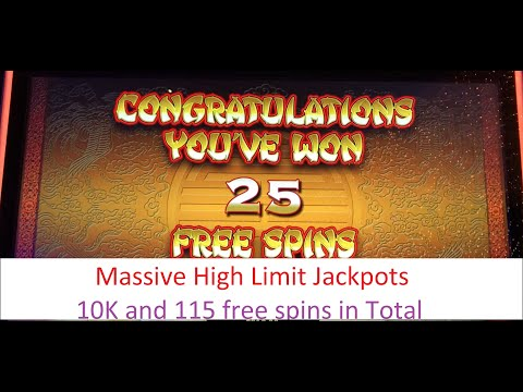 Golden Rooster Unleashed, High limit Jackpots, 10K and 115 free spins in total
