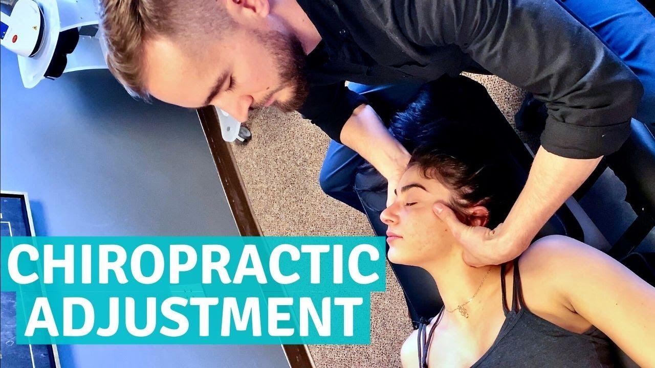 *The Most SHOCKING* ASMR Chiropractic Adjustment
