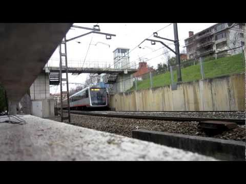 Metro Bilbao UT 600