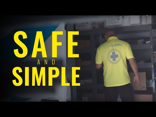 Safe and Simple | A CITY First Aid Program