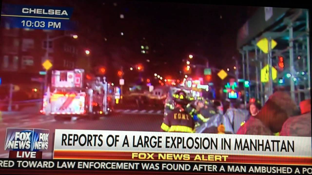 Image result for explosion at manhattan youtube