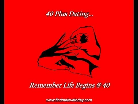 40 Plus Dating